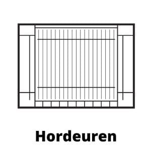 Hordeur