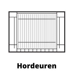 Hordeuren